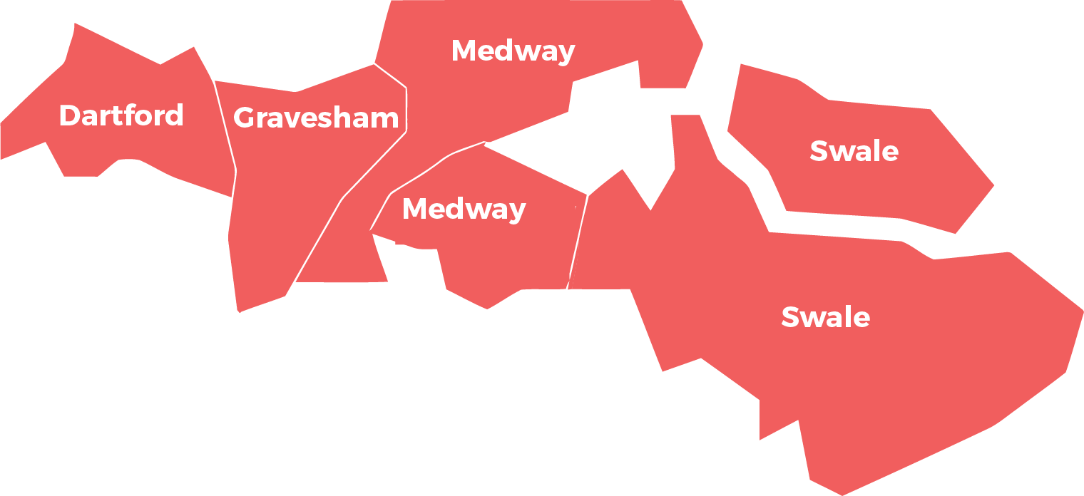 Handyman Medway | Area Covered